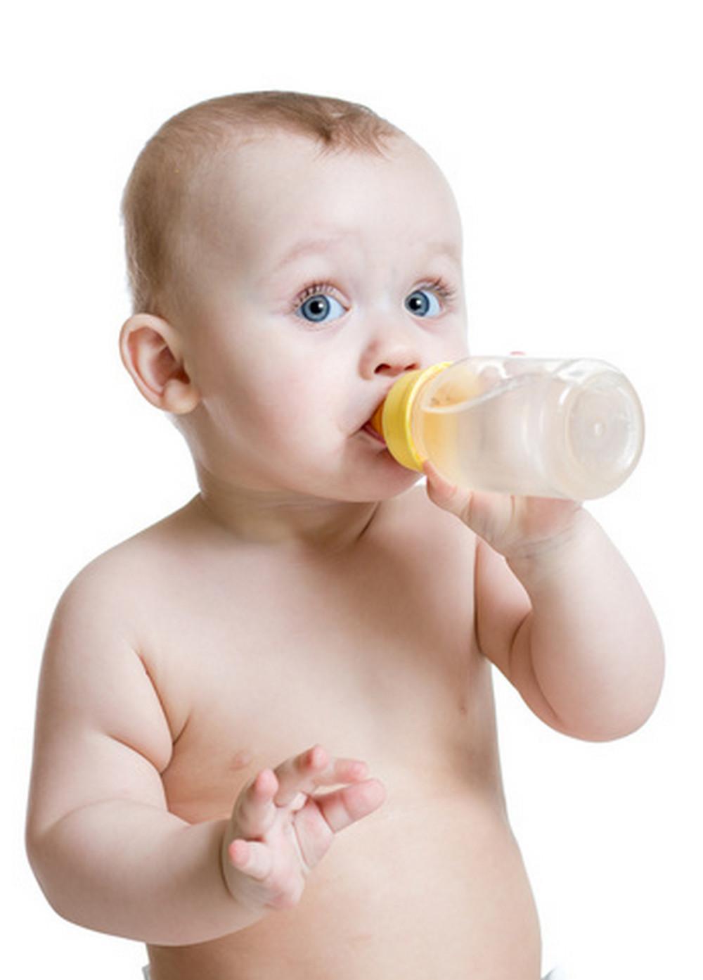 اعراض الجفاف عند الاطفال الرضع