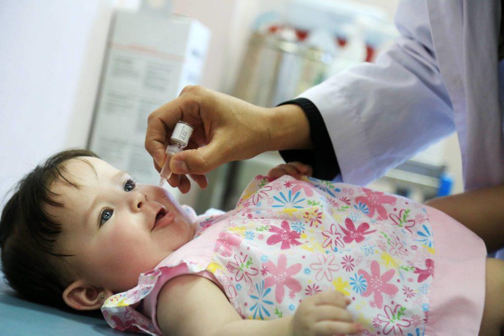 فيروس شلل الاطفال