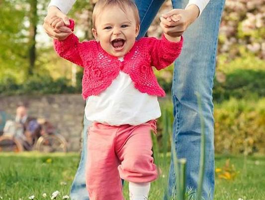 تاخر المشي عند الاطفال