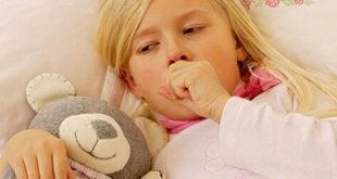 علاج الكحة الناشفة عند الاطفال