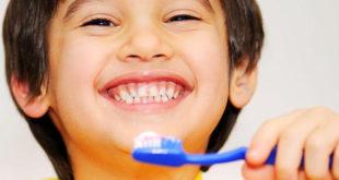 تبديل الاسنان عند سن 5 سنوات