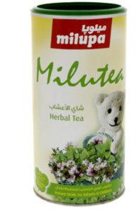 شاي ميلوبا لحديثي الولاده