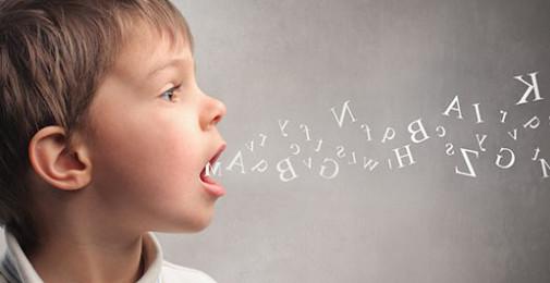 تعليم النطق للاطفال المتاخرين
