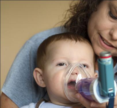 التهاب الرئة عند الاطفال الرضع