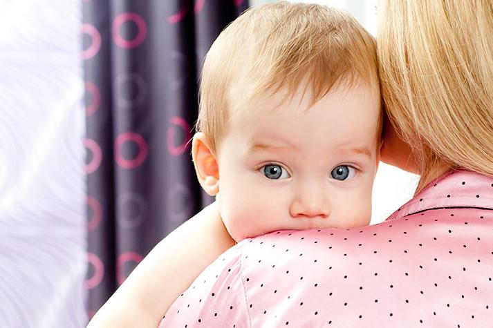 علاج الحازوقة عند الرضع