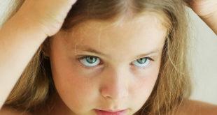 تساقط الشعر عند الاطفال 5 سنوات