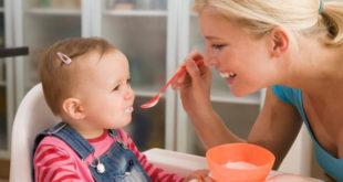 طريقة عمل الارز المطحون للاطفال الرضع