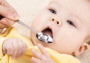 علاج التهاب الحلق عند الاطفال اقل من سنه