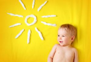 أعراض نقص فيتامين د عند الأطفال