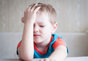 اسباب الصداع عند الاطفال
