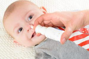 انسداد الانف عند الرضع أعراضه وطرق علاجه