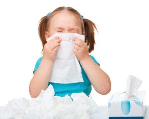 حساسية الأنف عند الأطفال أعراضها وكيفية علاجها