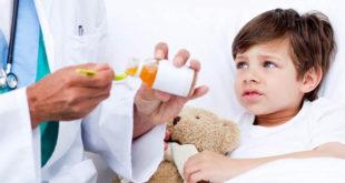 علاج الدوسنتاريا عند الاطفال
