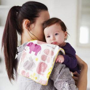 علاج الغازات عند الاطفال حديثي الولادة