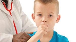 علاج الكحة والبلغم عند الأطفال