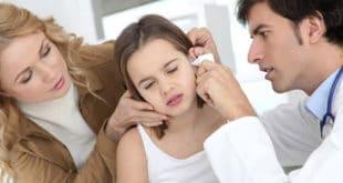 اعراض التهاب الاذن الوسطى عند الرضع