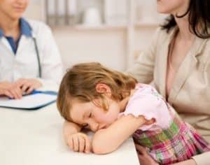 قصور الغدة الدرقية عند الأطفال