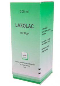 لاكسولاك Laxolac